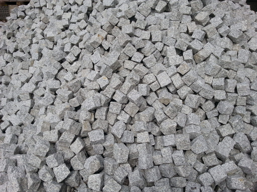 Granit szary 4-6