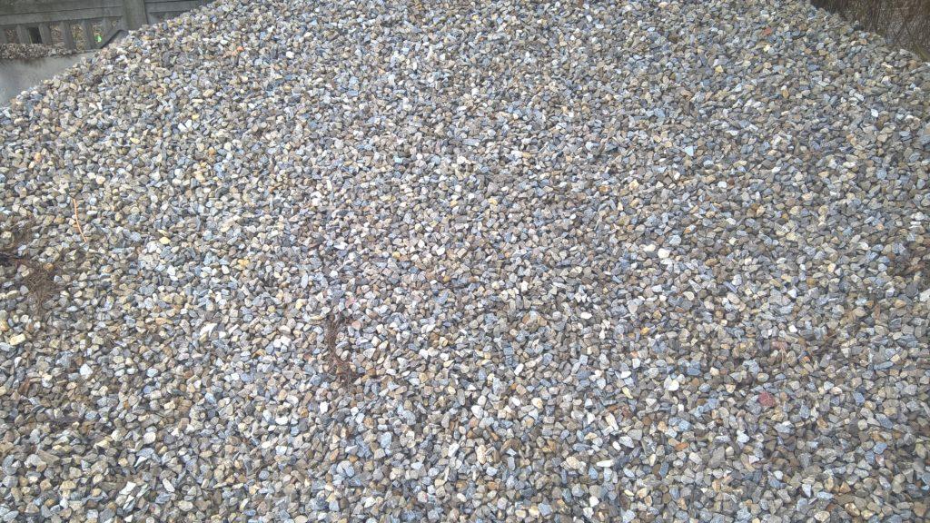 Kruszywo dolomitowe płukane 16-22 mm