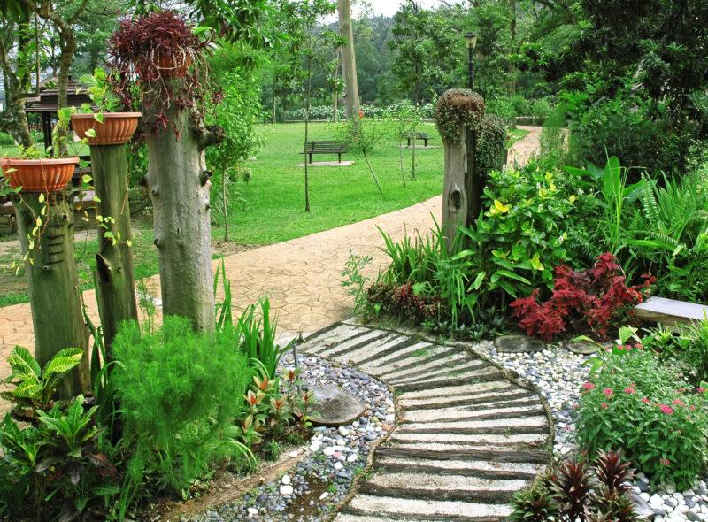 Jak dopasować ścieżki w ogrodzie do stylu domu i ogrody